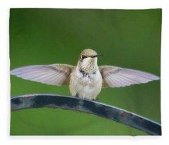 On Guard Fleece Blanket