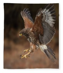 On Target Fleece Blanket