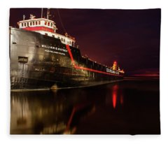On The Good Ship Fleece Blanket