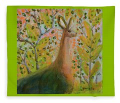 Once Upon A Time Fleece Blanket