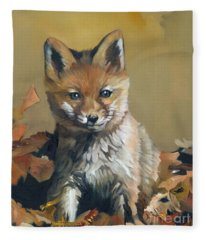 Once Upon A Time Fleece Blanket