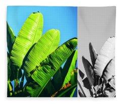 One In Color Fleece Blanket