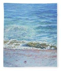 One Wave Fleece Blanket