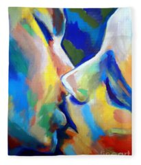 Oneness Fleece Blanket