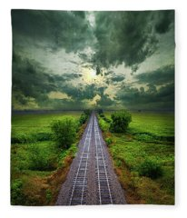 Onward Fleece Blanket