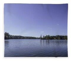Open Water Fleece Blanket