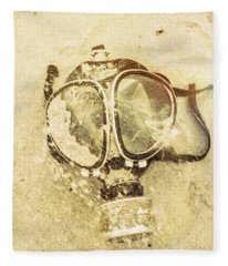 Operation Desert Storm Fleece Blanket