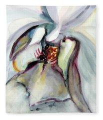 Orchid Interiors Fleece Blanket