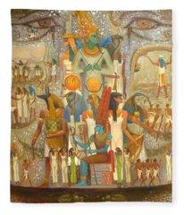 Osiris Fleece Blanket