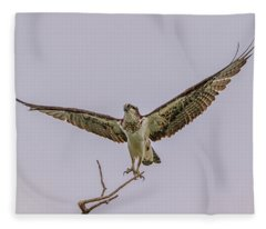 Osprey Take Off Fleece Blanket