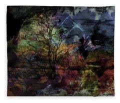 Other View Fleece Blanket