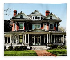 Our House 2 Fleece Blanket