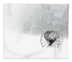 Out Of The Mist A Forgotten Era 2014 Fleece Blanket