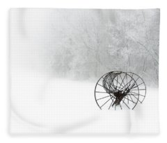 Out Of The Mist A Forgotten Era 2014 Fleece Blanket