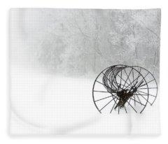 Out Of The Mist A Forgotten Era 2014 II Fleece Blanket