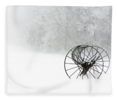 Out Of The Mist A Forgotten Era 2014 II Fleece Blanket