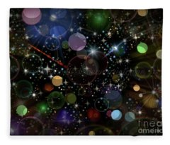 Out Of This World Fleece Blanket