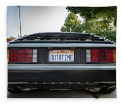 Outatime Fleece Blanket