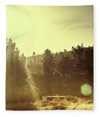 Outback Radiance Fleece Blanket