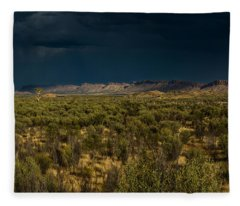 Outback Storm Fleece Blanket