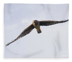 Overhead Fleece Blanket