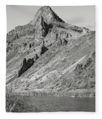 Owyhee Peak Fleece Blanket