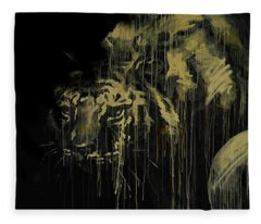 Paciencia Fleece Blanket