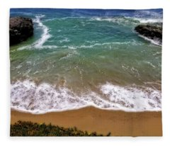 Pacific Coast Fleece Blanket