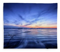 Pacific Marvel Fleece Blanket