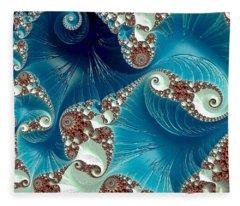 Pacifica Fleece Blanket