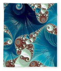 Pacifica Fleece Blanket