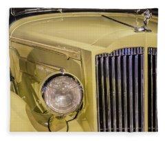 Packard Class Fleece Blanket