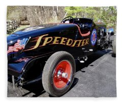 Packard Speedster  Fleece Blanket