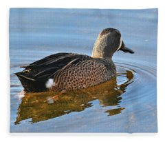 Paddling Away Fleece Blanket