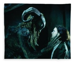 Pan's Labyrinth Fleece Blanket