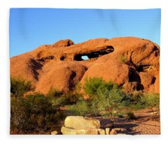 Papago Park Fleece Blanket
