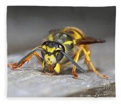 Paper Maker Fleece Blanket