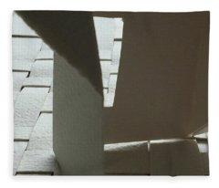 Paper Structure-1 Fleece Blanket