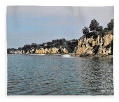 Paradise Cove  Fleece Blanket