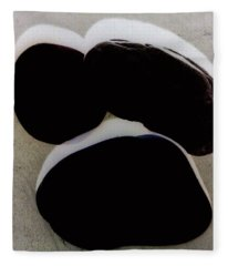 Paranormale Stones Fleece Blanket