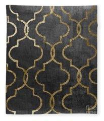 Paris Apartment IIi Fleece Blanket