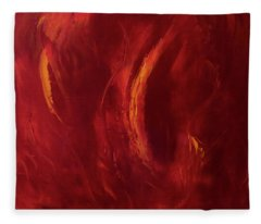 Passion 3 Fleece Blanket