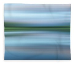 Pastel Palette X Fleece Blanket