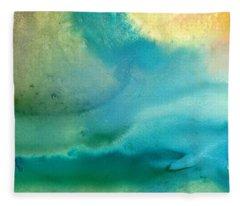 Seascape Fleece Blankets
