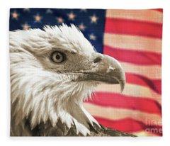 Patriot Fleece Blanket