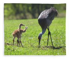 Pay Attention Fleece Blanket