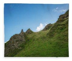 Peaks Fleece Blanket