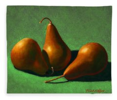 Pears Fleece Blanket