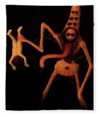 Violator Of Innocence - Artwork Fleece Blanket