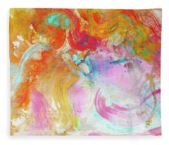 Pegasus Fleece Blanket